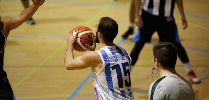 Carrasco, jugador del CB San Juan.