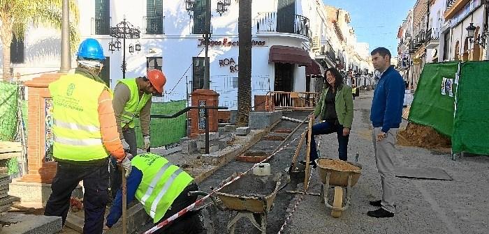 Calle Real de Arriba Valverde
