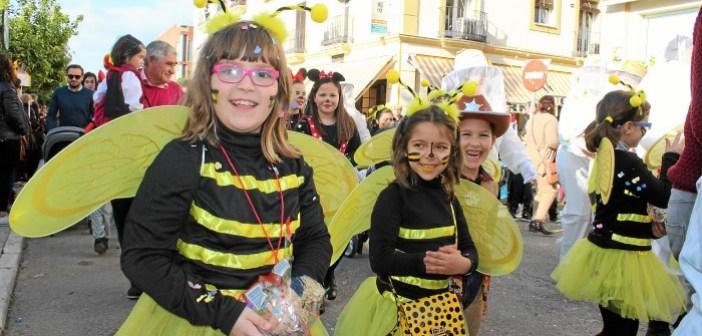 Carnaval infantil en La Palma del Condado (1)