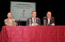 Conferencia sobre Cervantes en La Palma del Condado (1)