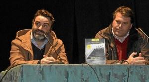 Pedro Tavares y Joao Pereira.