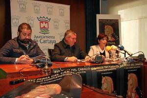 Presentacion Feria del Caballo en Cartaya (3)