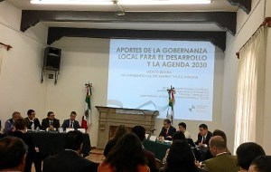 Seminario 525 Gobernanza local