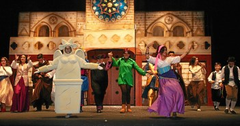 Teatro grupo Juan Diaz Hachero en Cartaya (1)