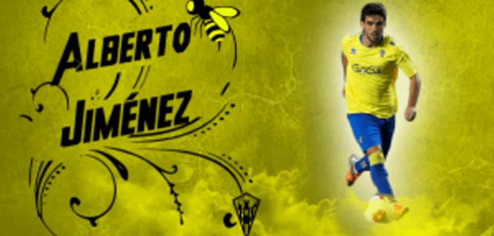 Alberto Jiménez, nuevo jugador del San Roque de Lepe.
