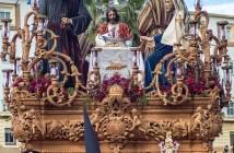 cartel Sagrada Cena domingo ramos 2017