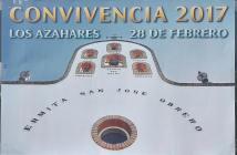 cartel convivencia 2017 en Corrales