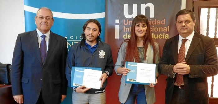 Becas UNIA y Atlantic Copper