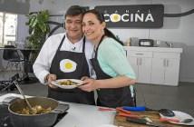 El alcalde cocina para Canal Cocina (5)
