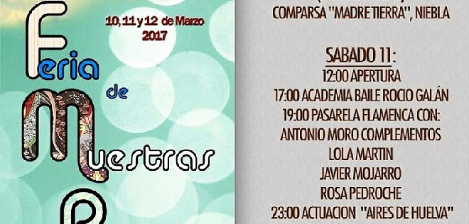 IV Feria de Muestras de Bonares