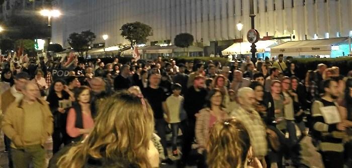 Manifestacion dia de la mujer en Huelva (2)