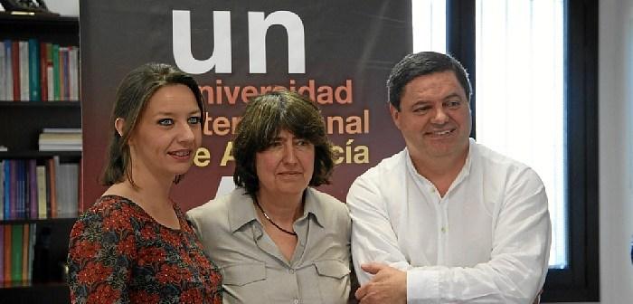 Proyeccion de Alala en la sede de la UNIA en La Rabida (3)