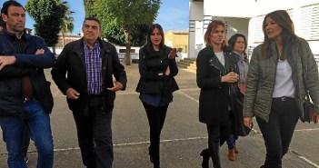 visita CEIP Manuel Siurot Chucena