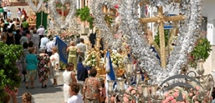 Cruces mayo bonares