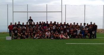CR Victorianos- Huelva Rugby Unión.
