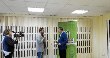 Inicio del Plan Hebe en la Sierra de Huelva