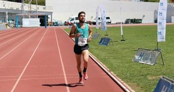Juan José García,  atleta sanjuanero.