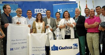 Agua de Giahsa para el camino rociero (1)