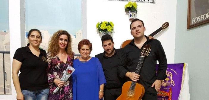 Flamenco en Isla por el dia de la madre