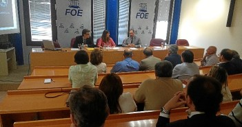 Jornada de HuelvaPort Termisur en la FOE