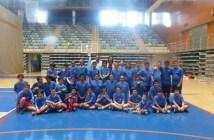 Clausura de la Liga Escolar de Minibasket.