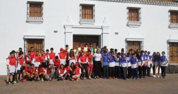 Olimpiadas Escolares.