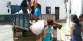 Ayuda solidaria de Aracena a victimas incendio Portugal01