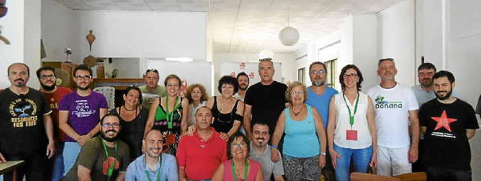 Congreso Provincial PCA Huelva