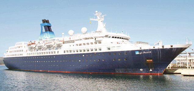 Crucero Saga Pearl II