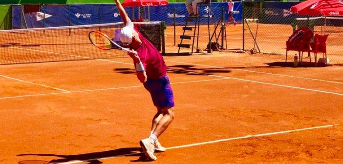Copa del rey de tenis.