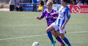 Alicia Redondo, cantera del Cajasol Sporting.