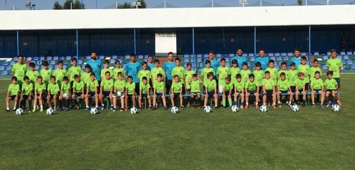 Campus de fútbol base en Palos de La Frontera.