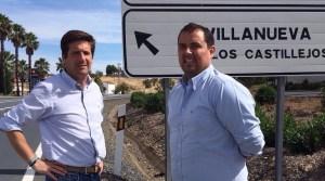 PP denuncia obras carretera A-490