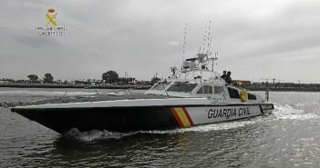 barco guardia civil