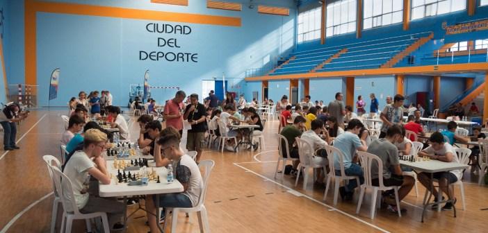 Campeonato Interescolar de ajedrez en Palos de La Frontera.