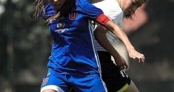 Sofía Hartard, nueva jugadora del Cajasol Sporting.
