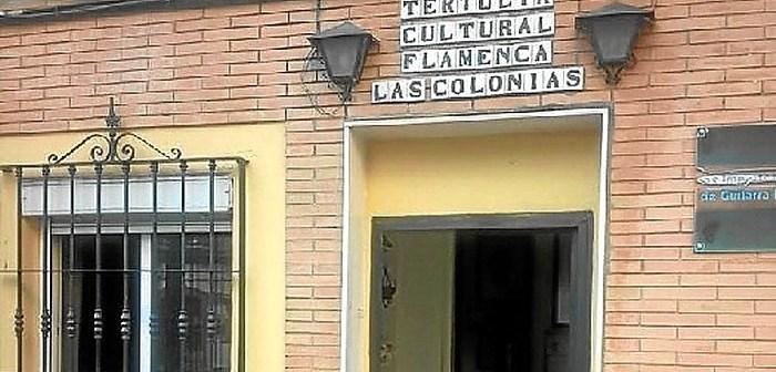 tertulia flamenca de las colonias