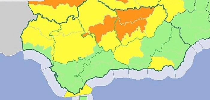 Alerta amarilla calor