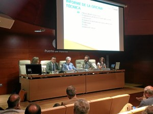 IV Asamblea General HuelvaPort 11 julio 17