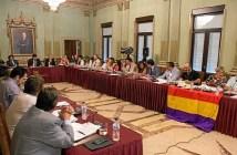 Pleno Huelva mes de  julio 2017