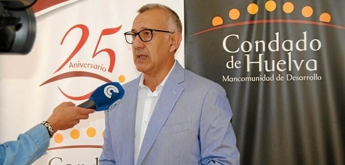 Presidente Mancomunidad Condado de Huelva