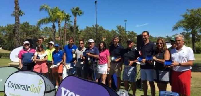 Circuito Corporate Golf Islantilla.