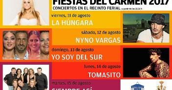 Festejos Conciertos Feria
