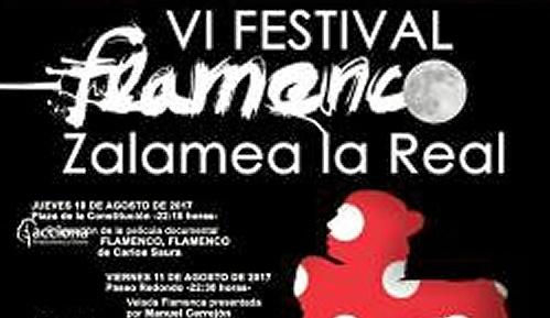 Festival flamenco Zalamea