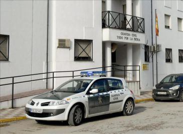 Guardia Civil Ayamonte