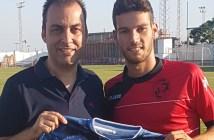 Alfonso Ramos, nuevo jugador del CD Pinzón.