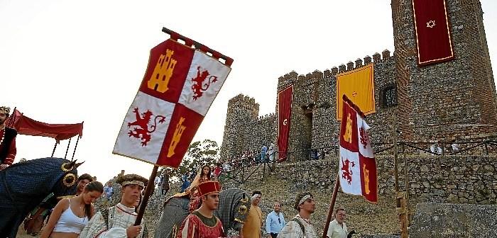 Jornadas Medievales Cortegana (2)