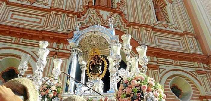 La Virgen de la Cinta en la catedral
