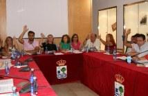 Imagen de archivo del Pleno orgánico de Isla Cristina.