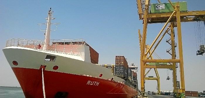 buques de contenedores